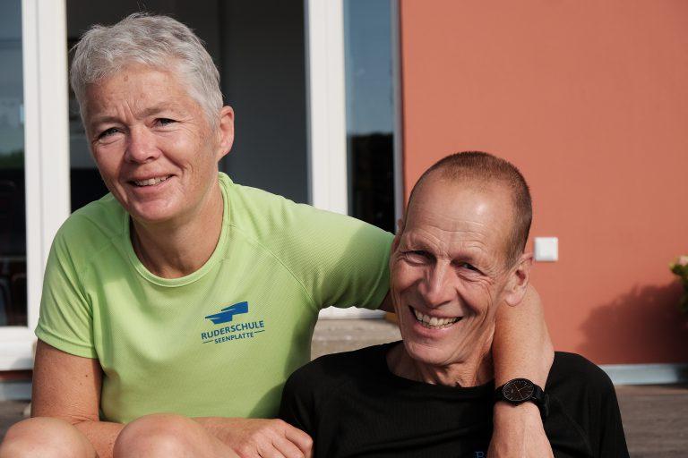 Barbara und Peter: Das Team